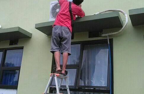 Tempat Perbaikan Dan Reparasi AC LG Denpasar Bali
