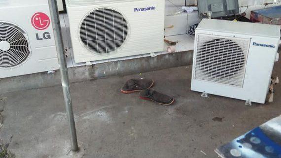 AC Tidak Dingin