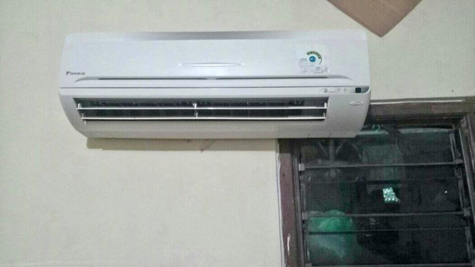 Bersihkan AC Daerah Kusuma Bangsa