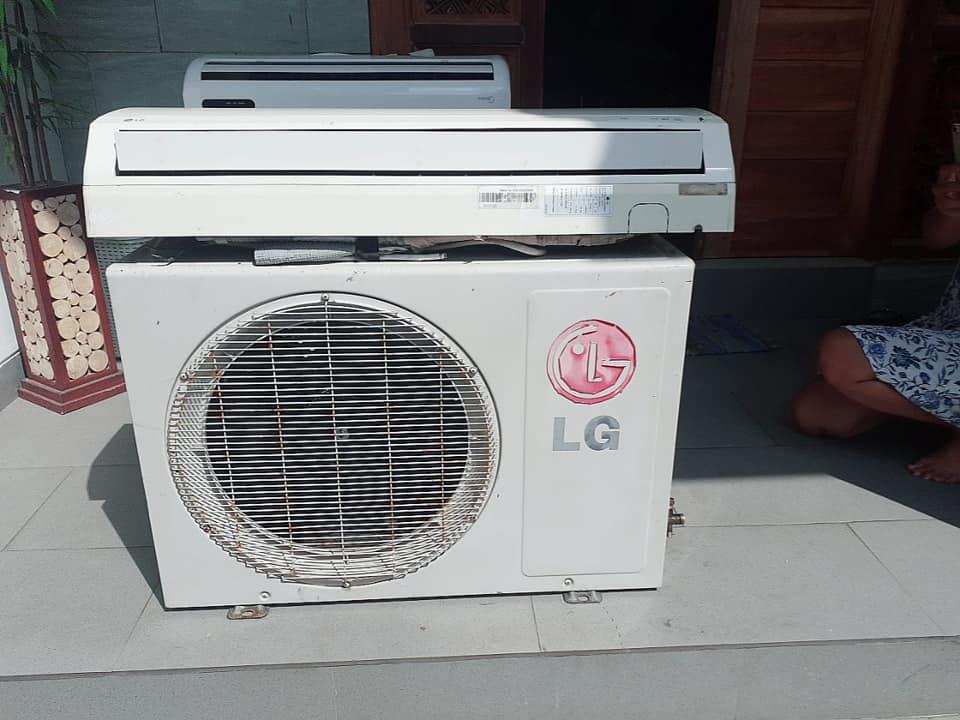Cuci AC Daerah Sangga Buana Bali